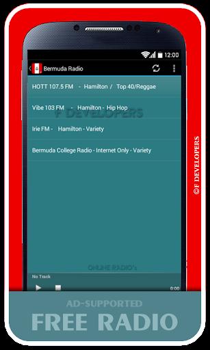 Bermuda Radio - Live Radios