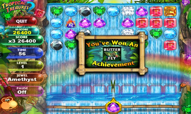Tropical Treasures 2 Deluxe - screenshot