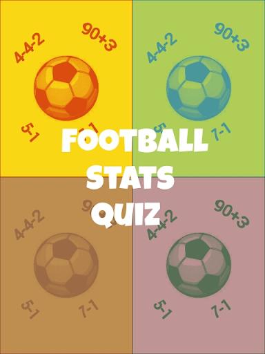 Football Stats Quiz - EPL