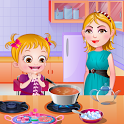 Baby Hazel Tea Party icon