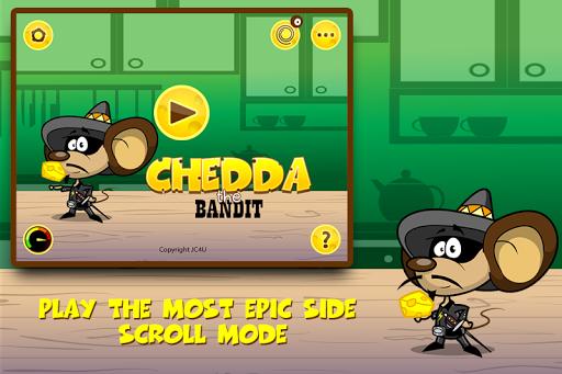 Chedda - The Bandit
