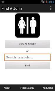 Find A John Mod