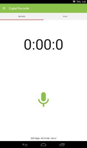 玩工具App|數字錄像機MP3免費|APP試玩