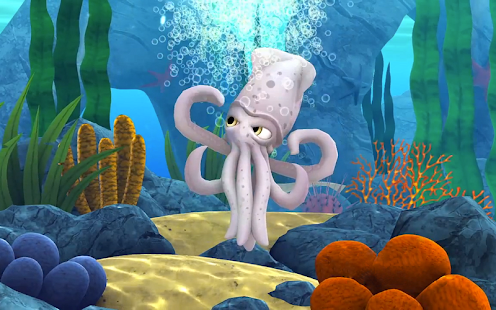 Alphie the Squid- screenshot thumbnail