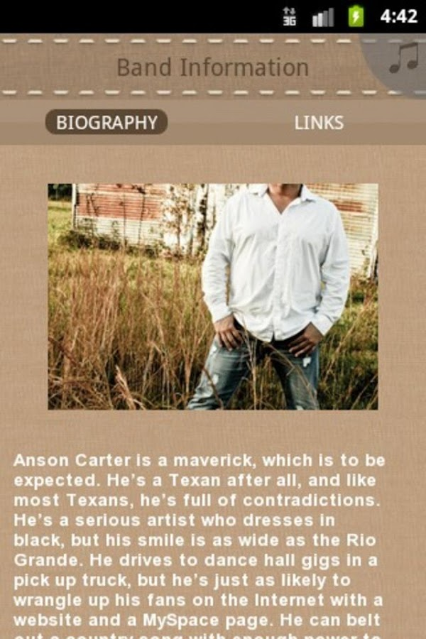 Anson Carter - screenshot