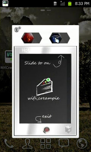 WIFI-CREAMPIE RUSH