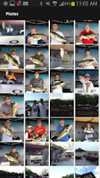 Screenshot of Oakley Big Bass Tour App