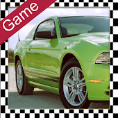 racing cars - puzzle game