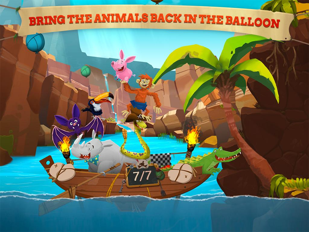 HABA Animal Upon Animal- screenshot