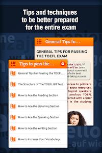 Learn TOEFL Vocabulary v8.05