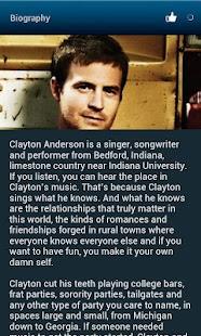 Clayton Anderson- screenshot thumbnail