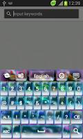 Screenshot of Color Bubbles Keyboard