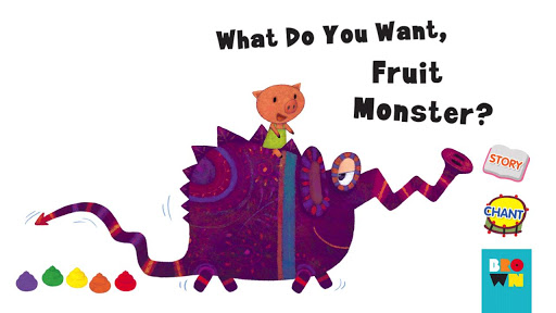 What Do You Want Fruit Monster