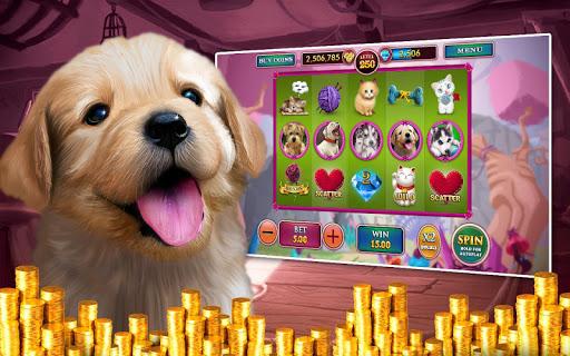 Slots: Puppy Love Vegas Pokies