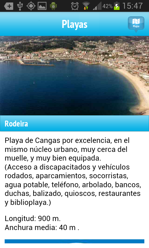 TurCangas- screenshot