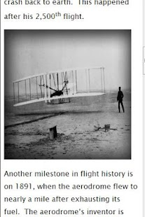 History of flights ++ - screenshot thumbnail