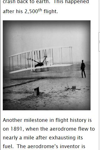 History of flights ++ - screenshot