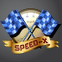 SpeedX Game logo