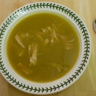 Nanna Banner's Turkey And Leek Soup