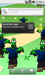 Zombie Pop LW Free- screenshot thumbnail