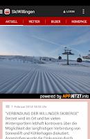 Screenshot of Skigebiet Willingen