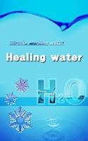 Screenshot of Healing H2O