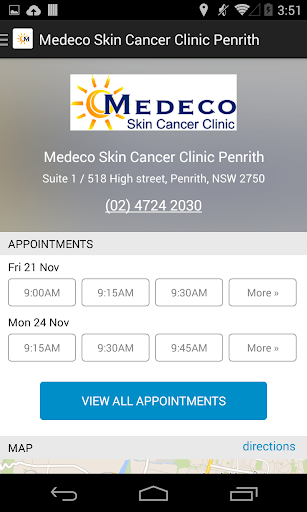 Medeco Skin Clinic Penrith