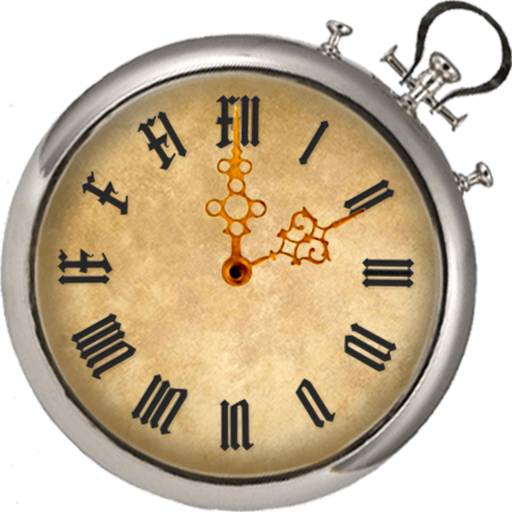 Old Clock Widget