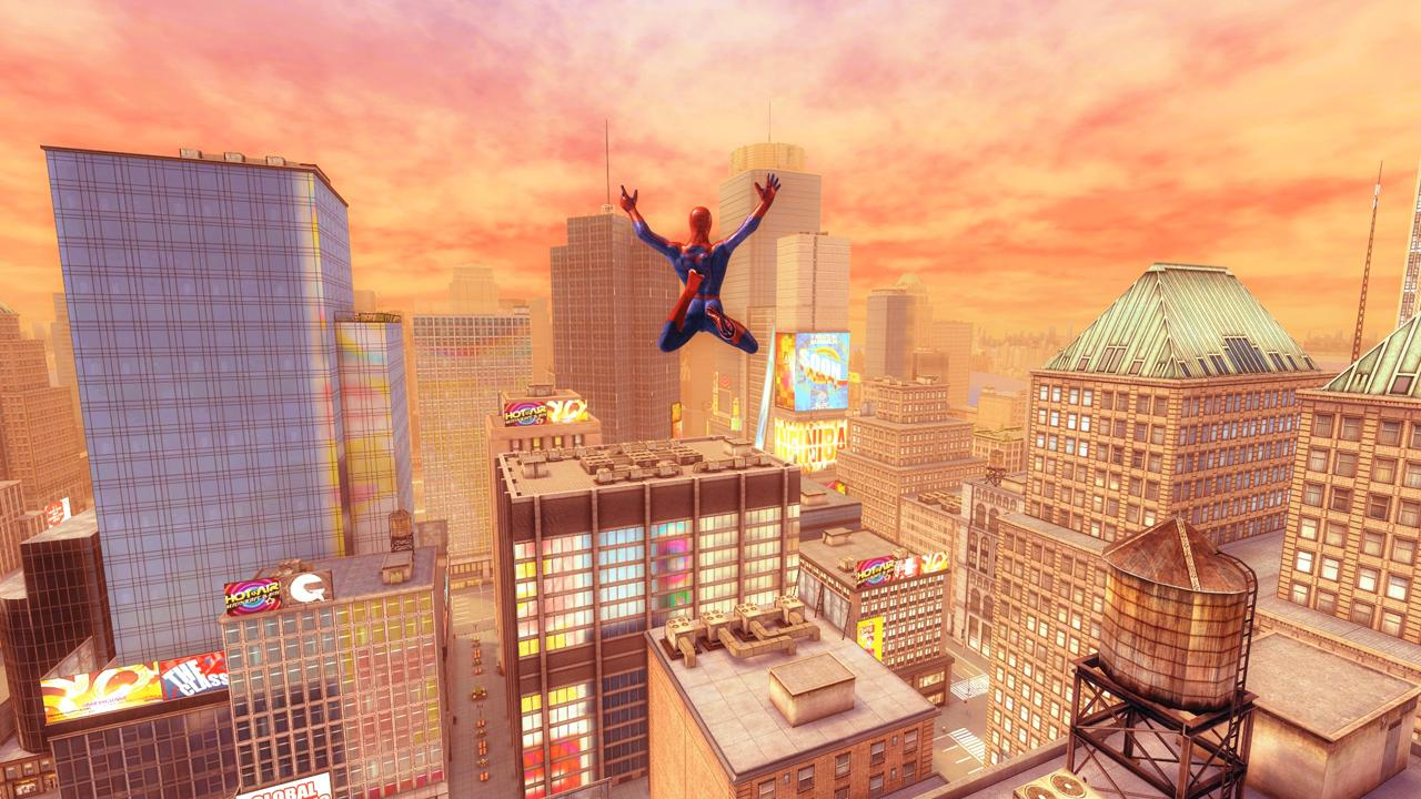 The Amazing Spider-Man- screenshot