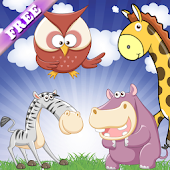 Zoo Memory Games for Toddlers