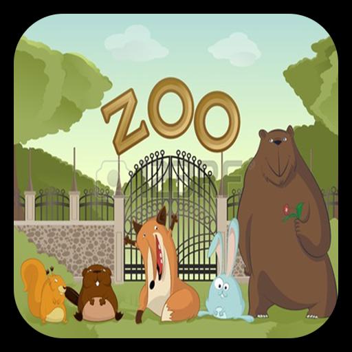 动物园游戏 LOGO-APP點子