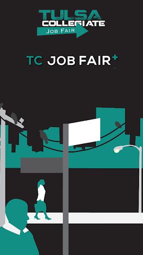 Tulsa Collegiate Job Fair Plus
