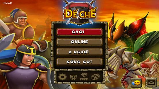 Đế Chế Online - De Che AoE