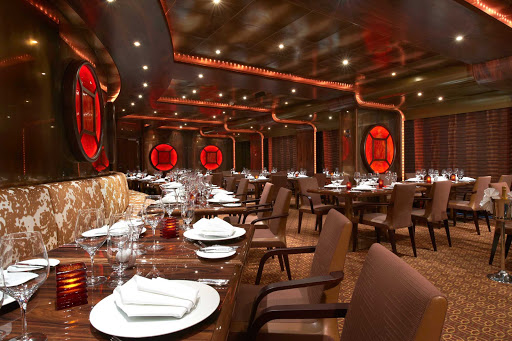 Carnival-Magic-Prime-Steakhouse - Before you set sail on your Carnival Magic cruise, be sure to reserve your table at the popular Prime Steakhouse.