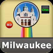 Milwaukee Offline Map Guide