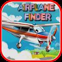Airplane Finder icon