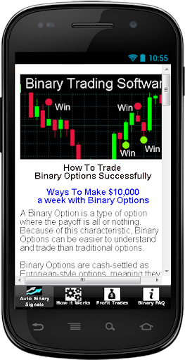 Binary trader pro download
