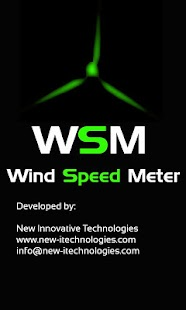 Wind Speed Meter - screenshot thumbnail
