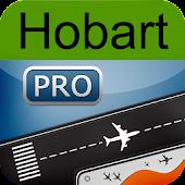 Hobart Airport +Flight Tracker