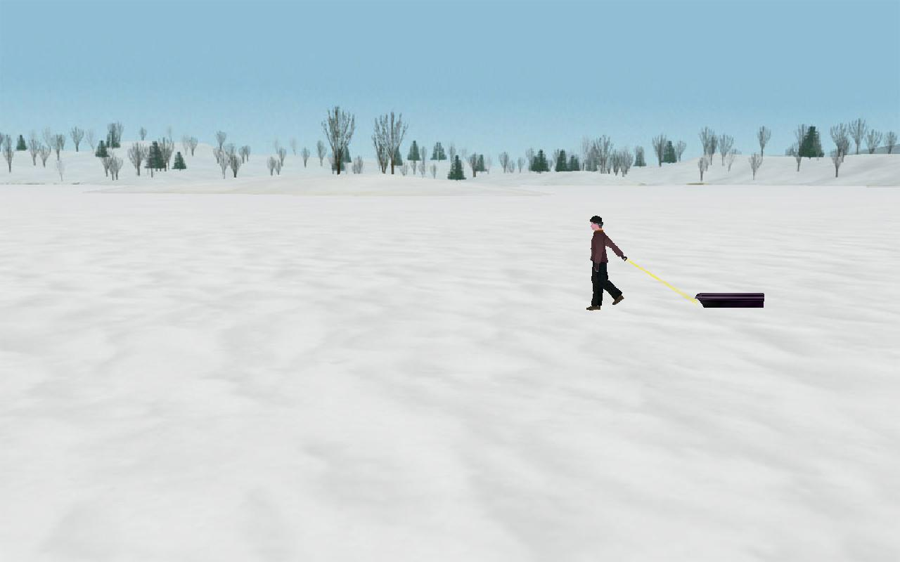 Ice Fishing Derby- screenshot