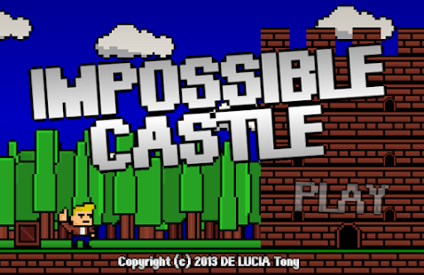 Impossible castle free