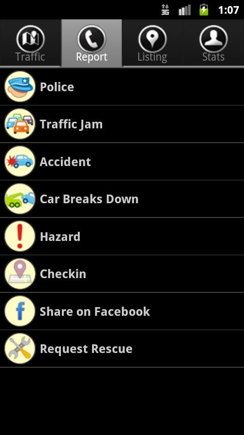 Traffic Eagle - screenshot