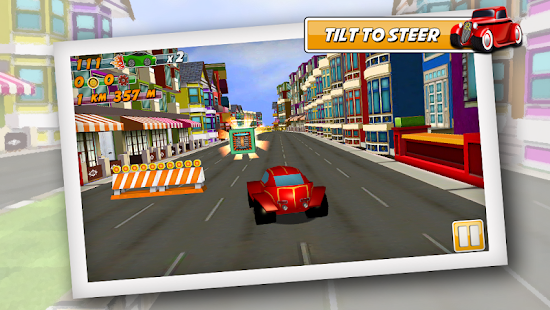 Road Racer 168- screenshot thumbnail