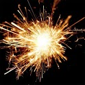 Christmas Sparkler icon
