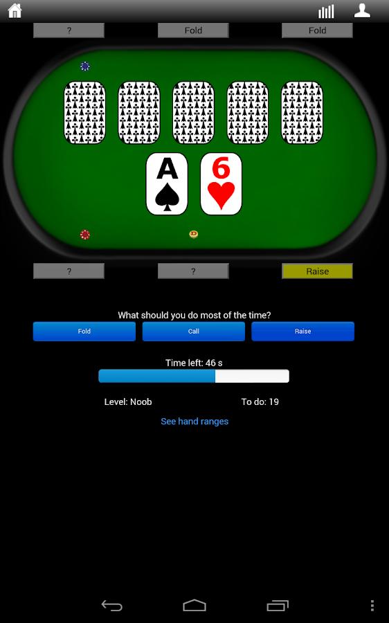 Best poker training app android