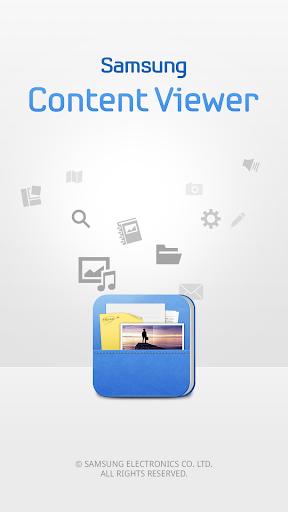 Samsung Content Viewer