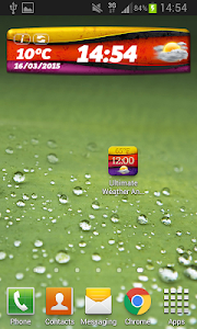 Ultimate Weather And Clock screenshot 6