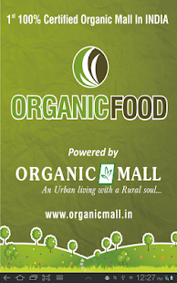 OrganicFood - screenshot thumbnail