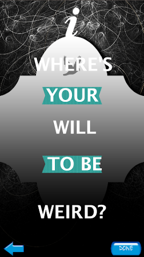 Where's your will to be