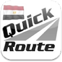 Quick Route Egypt icon